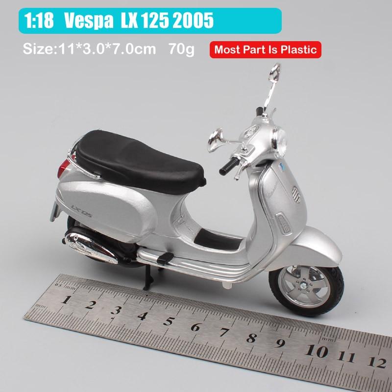 LX 125 2005
