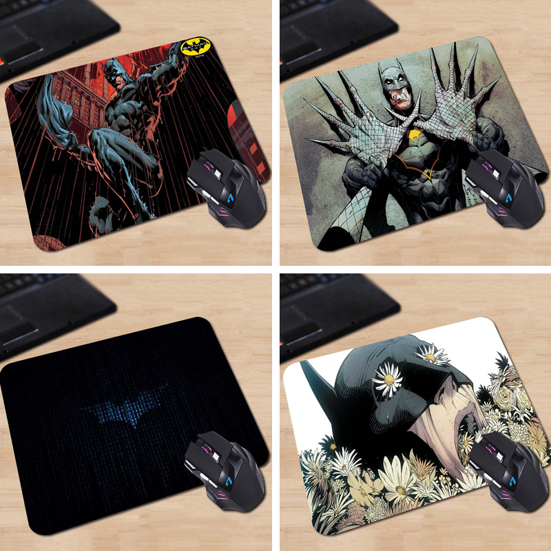 matrix batman crossover Best Soft Gaming Mouse Games Black Desk Mousepads