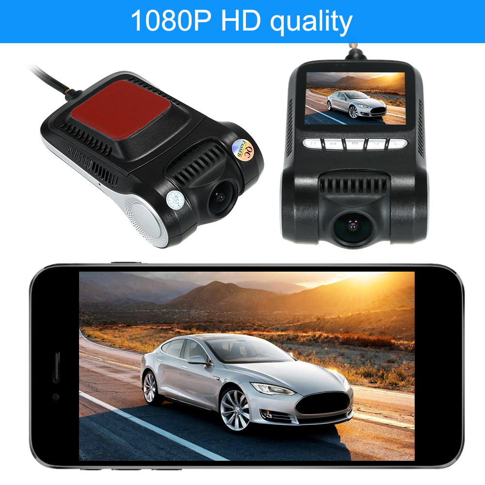 2 inch Car DVR Full HD 1080P Video Recorder Dash Cam Novatek 96658 IMX 323 WiFi APP Control for iOS Android Devices auto-logger 2 inch car dvr full hd 1080p video recorder dash cam novatek 96658 imx 323 wifi app control for ios android devices auto logger