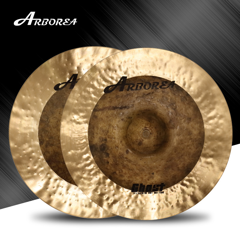Arborea Cymbals Ghost Set  14