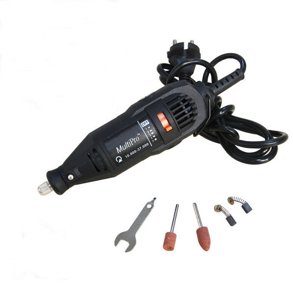 ФОТО  220V Electric Dremel Rotary Tool Mini Drill Variable Speed