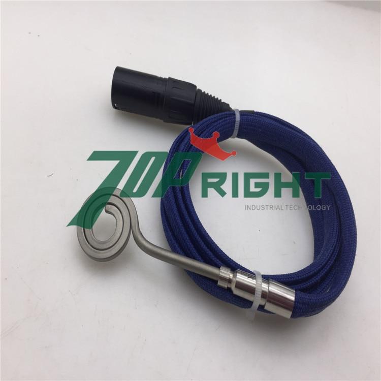 Electric 120volt 150 Watt Blue Colour Mini D Nail Flat