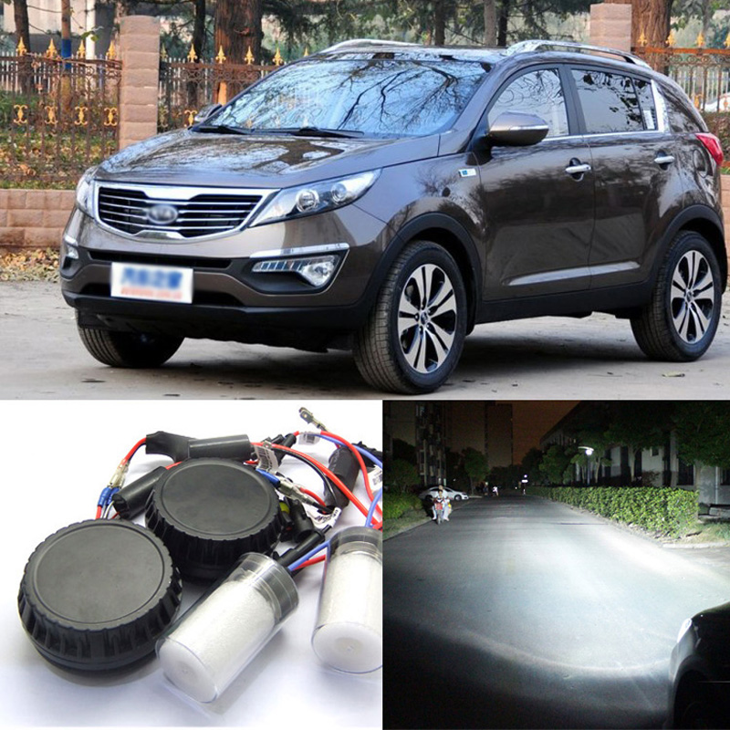 iPobooTech High Quality Generation All In One lower Beam Error Free H7 HID Lights For For Kia Sportage R 2010-2014 new generation all in one lower beam error free h7 hid lights for chevy malibu