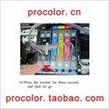 PROCOLOR новая японская область СНПЧ для epson EP-977A EP977 EP977A EP-977 EP 977 977A с чипом ARC (не вынимайте его для сброса)