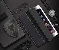 SZEGYCHX Original 1 1 PU Leather Ultra Slim Smart Cover For IPad 234 Mini4 Air 2