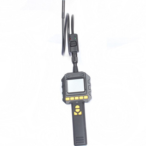 8.5 MM Dupla Imagem Da Câmera de 180 Graus de Rotação AV Endoscópio Handheld