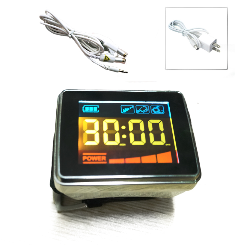 semiconductor cold laser therapy wrist watch Low blood pressure machine rechargeable with 13 laser beams light therapy semiconductor blood pressure wrist watch laser therapeutic watch