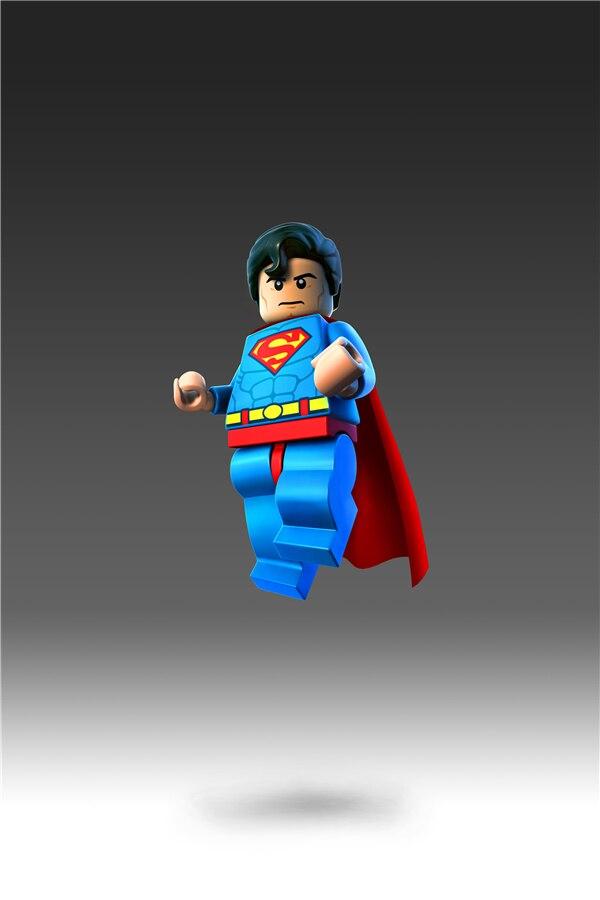 Popular Superman Lego Plane-Buy Cheap Superman Lego Plane