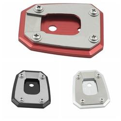 Przedłużenie stojaka po stronie stopy poduszka wspierająca dla HONAD CBX500X 500R 500F 2013-14 INTEGRA 700 2012 NC700X 700S 750S 750X XL700V TRANSALP