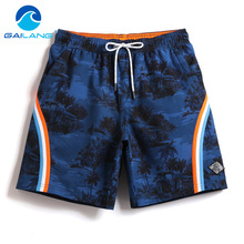 Gailang Brand 2018 Men's Board Shorts Beach Swimwear Boardshorts Boxer Trunks