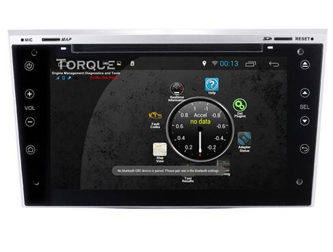 otojeta quad core android 7.1.1 car DVD player fit for Opel Astra Vectra Antara Zafira Corsa full touch panel radio stereo navi