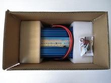Solar inverter DC 12V/24V/36V/48V to AC 110V/220V 50HZ/60HZ 3000W dual digital display Pure Sine Wave pure sine wave solar power inverter 2500w 24v to 220v dc to ac converter 12v 36v 48v to 110v 120v 230v 240v 50hz 60hz