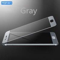 Huawei Honor 9 Glass Tempered Glass MOFi Original Huawei Honor 9 Screen Protector Blue Gold 2