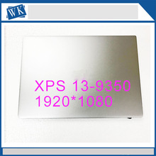Free shipping 13.3'For Dell XPS 13 9350 Assembly QHD LCD Screen Wih Touch Digitizer 3200*1800(China)