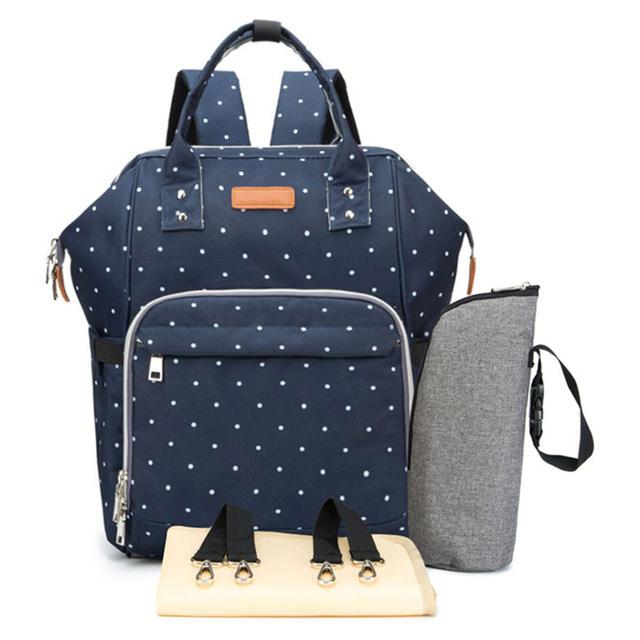 Baby Care Large Capacity Diaper Bag