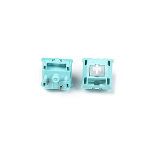 Image 2 - Outemu New Edition SMD RGB 5 pin MX Switch Ice Purple Sky Blue OTM For MX Mechanical keyboard