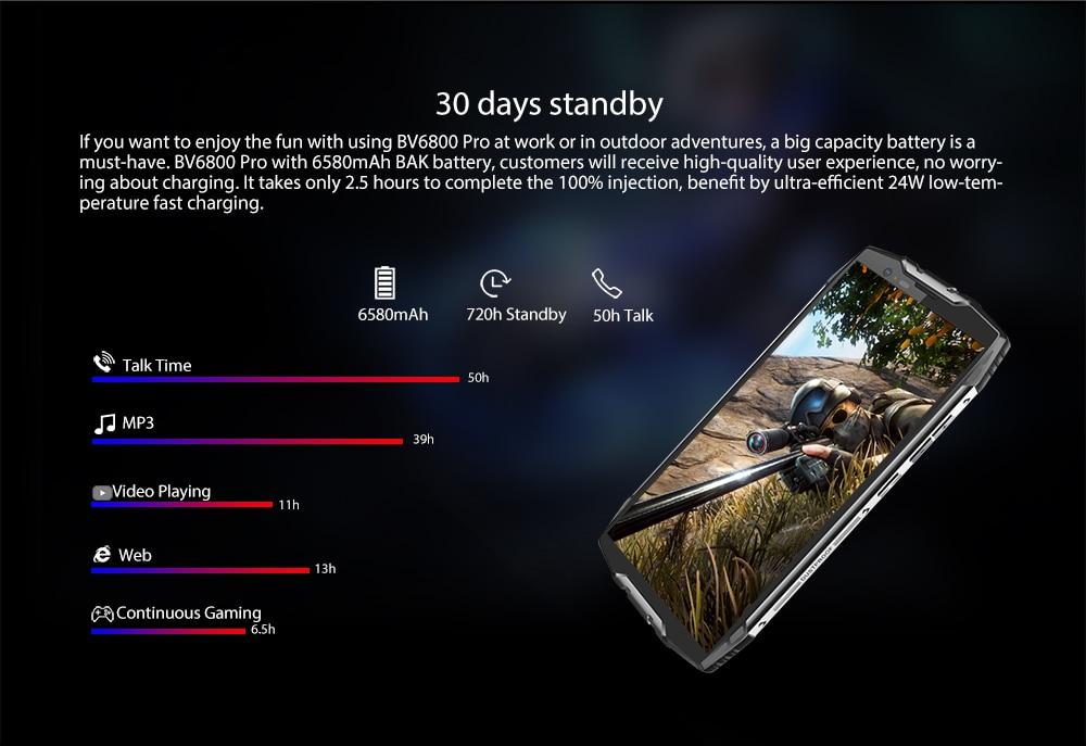Drahtlose smartphone Pro 8