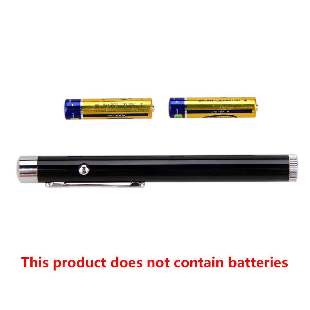 1mW de alta Potência Ponteiro Laser Vermelho Feixe de Luz Lazer Militar Poderosa 650nm 200m Caneta Laser Luz para o Ensino brincar ao ar livre