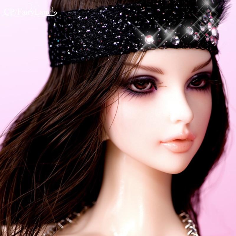 OUENEIFS Chicline fairyland bjd sd doll 1 4 body model baby girls boys eyes High Quality