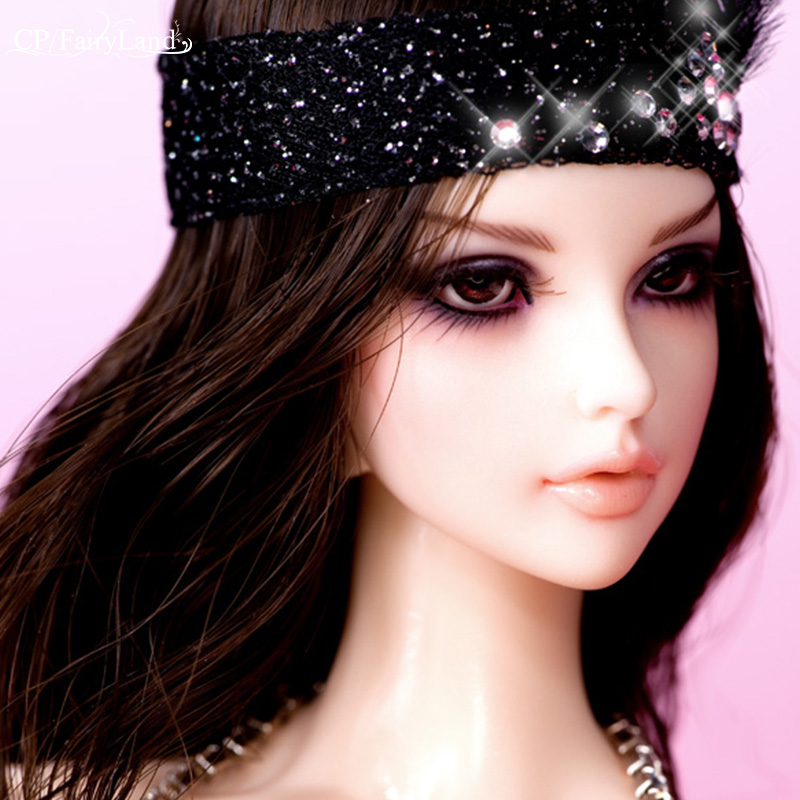 OUENEIFS Chicline  Fairyland Bjd Sd Doll 1/4 Body Model  Baby Girls Boys Eyes High Quality Toys Shop  Resin