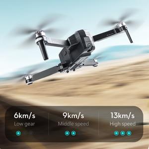 Image 4 - SJRC F11 PRO GPS Drone z kamerą 2KHD Wi Fi FPV, vs SG906, składany dron, bezszczotkowym quadkopterem F11 1080P, czas lotu 25 minut