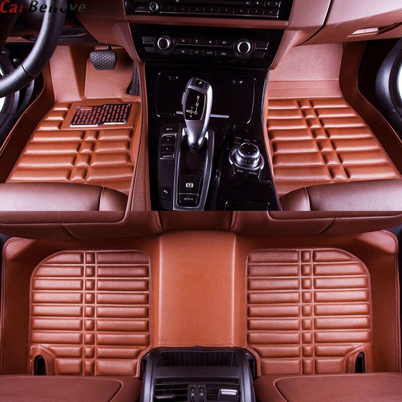 Здесь можно купить  Car Believe car floor Foot mat For peugeot 5008 308 307 508 301 407 408 206 207 308sw 307sw waterproof accessories carpet  Автомобили и Мотоциклы