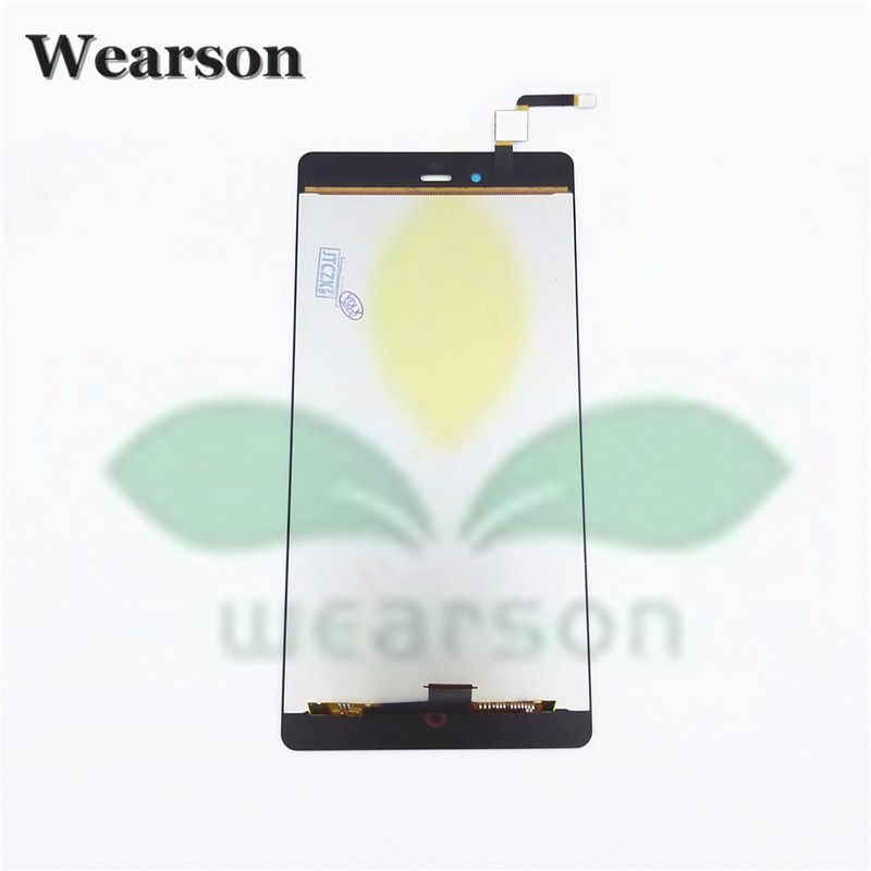 For ZTE Z9MAX NX510J NX512J NX518J LCD Display Panel And Touch Screen Assembly Original Free Shipping With Tracking Number (3)