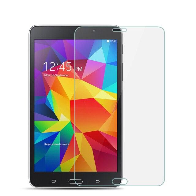 De vidrio templado para Samsung Galaxy Tab 4 7,0 LTE T230 T231 Tablet Protector de pantalla para Samsung Tab4 7,0 Lte T235 película protectora
