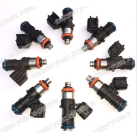 High Flow Performance 550cc Fit 2006 2013 Chevrolet Corvette 6 2L 7 0L Fuel Injectors Matched