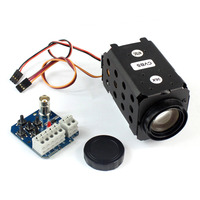 F08993 FPV 1 4 Sony 700TVL HD 30X Zoom Adjustable Camera NTSC System For Multicopter 1