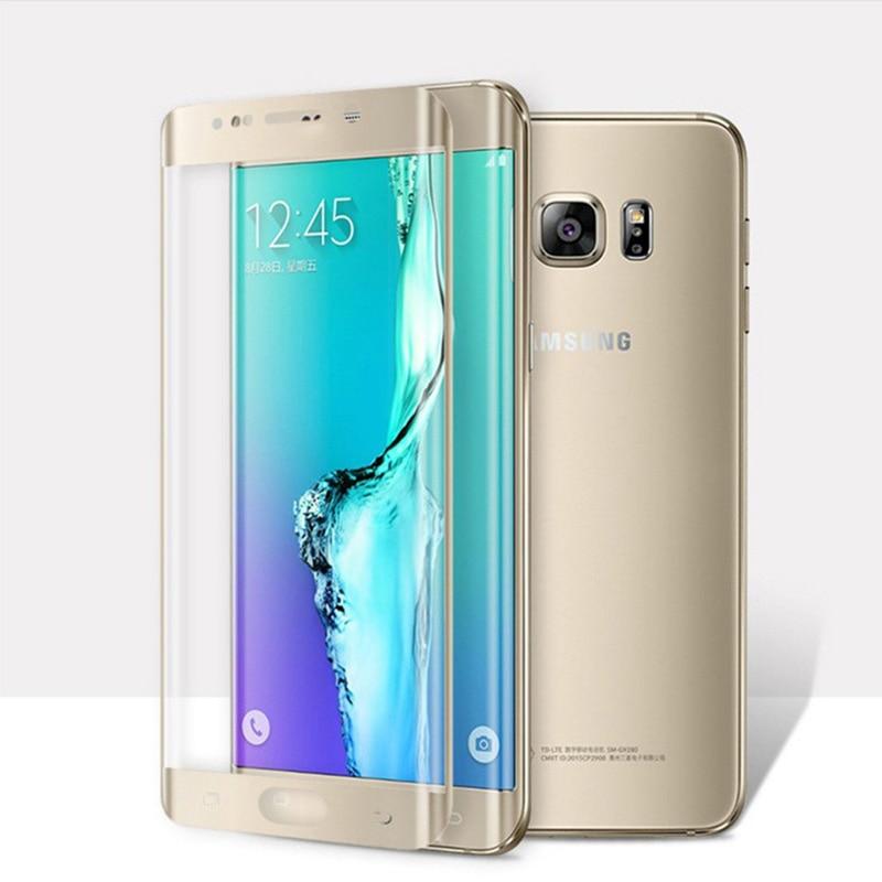 5D härdat glas nots8 S8 För Samsung Galaxy S9 S8 Plus S7 S6 Edge - Reservdelar och tillbehör för mobiltelefoner - Foto 5
