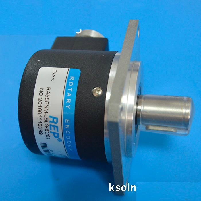 new original Rip Anhua high 1024P / R incremental rotary optical encoder RA58FNM-J5L3-6C01 все цены