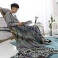Bohemian Indian Style knitting Blanket Sofa Blanket Exotic style Home Decoration Tassel Blanket 130x170cm