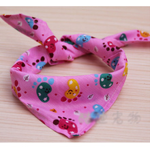Charming dog scarf / neckerchief – 5 designs