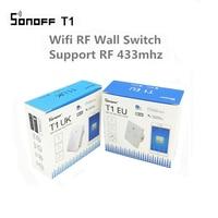ITEAD Sonoff T1 EU UK Smart WiFi RF 433 APP Touch Control Wall Light Switch 1