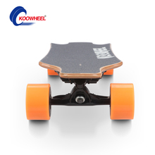 New Koowheel electric skateboard longboard electric kick scooter +hub dual motors + Remote steering-wheel self balance scooters