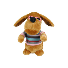 Cool Electronic Pets Musical Dog Toys Shake Ears Sing and Dance Electric Animals Robot for Kids Gifts