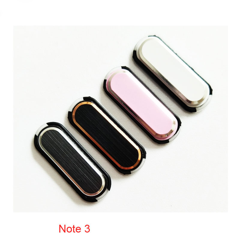 Original New For Samsung Galaxy S4 I9500 I9505 I337 Note 2 N7100 Note 3 N900 N9005 Home Key Button Replacement