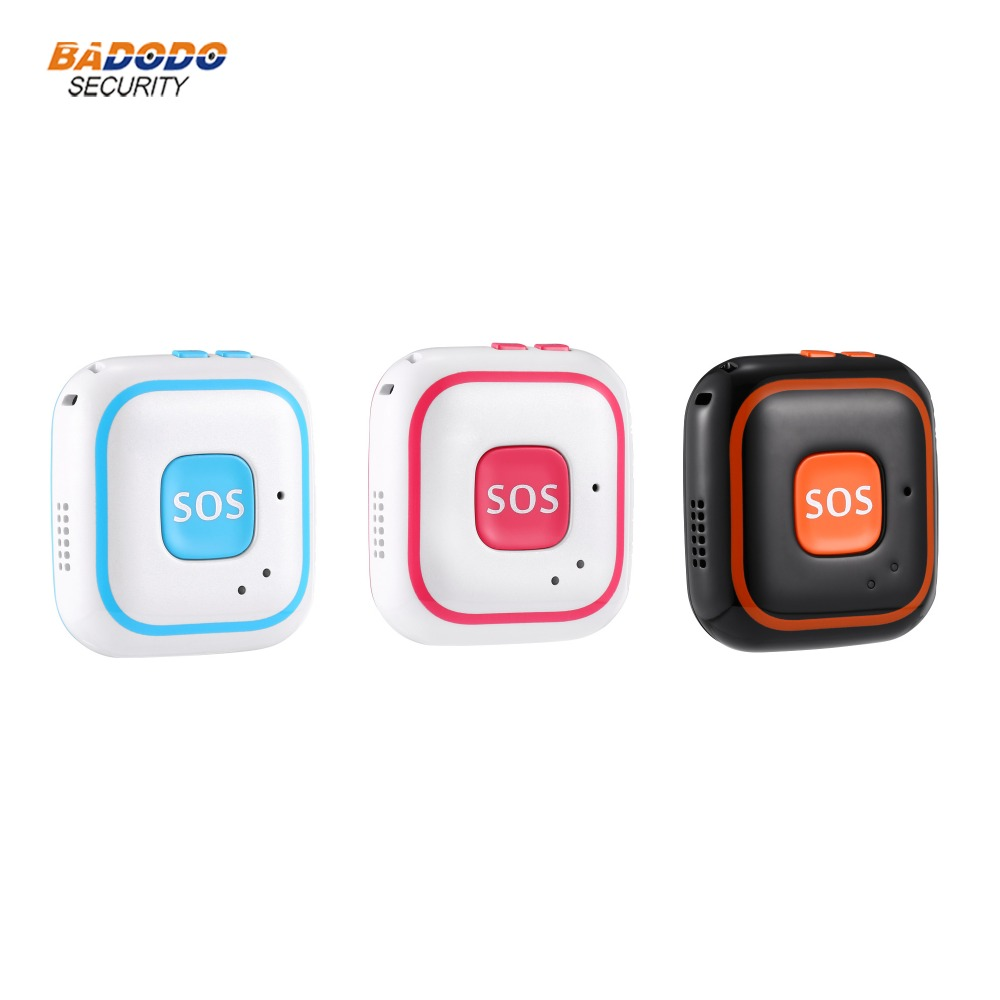 Fall Alarm Tracking Talking-Geo-Fence Sos-Button Elderly-Care Senior GSM for V28 Two-Way