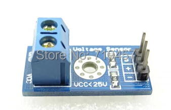 FREE SHIPPING 5PCS/LOT Voltage Detection Module Voltage Sensor