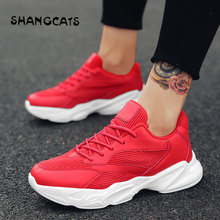 Men Shoes Casual Sneakers Mens Autumn White Black sepatu pria Warm Shoes Winter tenis masculino adulto