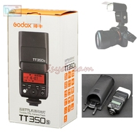 Godox TT350S 2.4G HSS TTL 1/8000s GN36 Mini Flash Speedlite for Sony A9 A7 A7S A7R II III A7II A7M2 A58 A99 A6300 A6000 Camera
