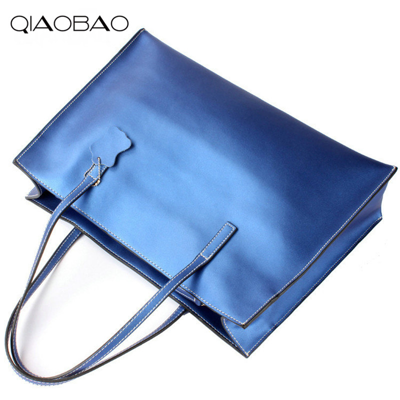 QIAOBAO 100% Genuine Leather bags New 2018 Fashion Brand Ladies Crossbody Shoulder bag Women Messenger bags L3001 qiaobao 2018 hot brand hot sale new fashion buckets women bags 100
