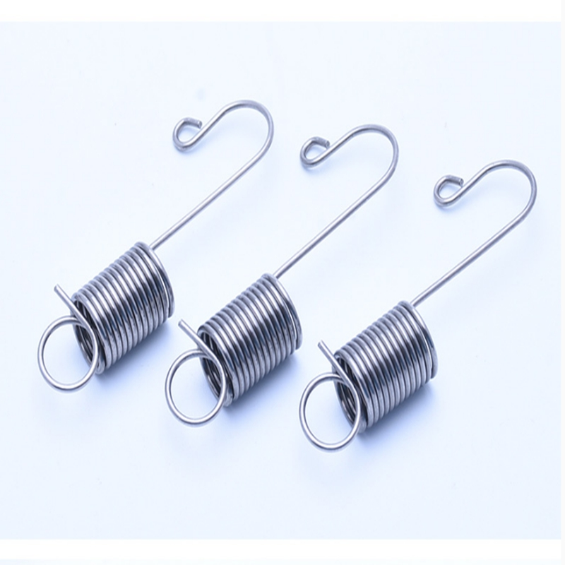 5pcs display rack spring hook vertical advertisement stainless steel easy pull treasure display rack pivot ring cervical tractor pull up seven generations adopts stainless stainless steel drawing rack