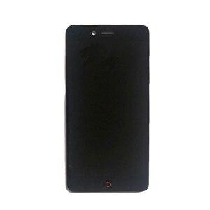 Image 2 - Для ZTE Nubia Z17 mini NX569J NX569H ЖК дисплей сенсорный экран в сборе Аксессуары для ZTE Nubia Z17 мини телефон запчасти ремонтный комплект