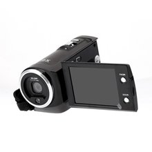 "Top Deals HDV-107 Digital Video Camcorder Camera HD 720P 16MP DVR 2.7"" TFT LCD Screen 16x ZOOM Black"