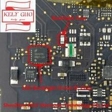 """2คู่/ล็อตสำหรับแสงไฟLED Driver ICชิปและแสงไฟฟิวส์สำหรับMacbook pro 13 """"A1502 820 3476 Aบอร์ดตรรกะแก้ไขรายการ"""
