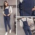 Mais alta Qualidade das senhoras calças de brim de Maternidade jeans Calças para grávidas roupa de Maternidade Gravidez Maternidade calças para o inverno grávida