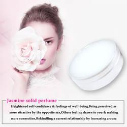 Feminino в паров и ароматы для Для женщин Оригинал бренд дезодорант Горячая леди sl Жасмин твердые духи для женщин