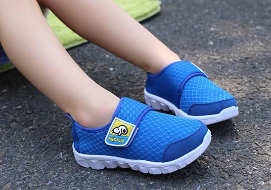 3 kolorów Darmowa wysyłka 2015 nowych 16-18cm dzieci buty - Obuwie dziecięce - Zdjęcie 4